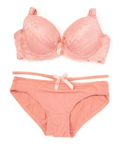 Look at this Kailanni Pink Petal Lace-Back Bra & Bikini on today! Pink Petals, Lace Back, Bikinis, Swimwear, Classy, Lingerie, Woman Fashion, Stylish, Victoria Secret