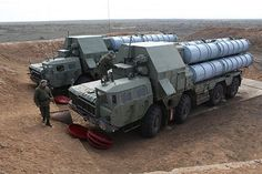 Russian S300 missile system for its T-LORAMIDS program