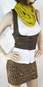 Sequin Glittery Skirt $13.50