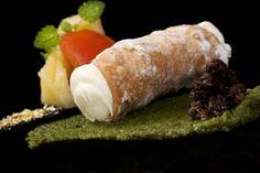 Otto - Canolli  www.ristoranteotto.com Sushi, Ethnic Recipes, Food, Meal, Essen, Hoods, Meals, Eten