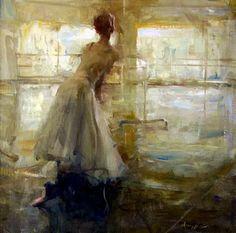 Quang Ho 1963 | Vietnamese-nacido pintor impresionista estadounidense
