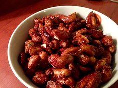 Honig-Senf Nüsse mit Chili (Rezept mit Bild) von deroldcastle   Chefkoch.de