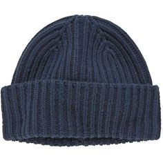 Talbot Fisherman Beanie ($39) ❤ liked on Polyvore featuring accessories, hats, beanie, men, beanie hats, jack wills, ribbed beanie hat, cotton hat and cotton beanie hats