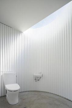 Isemachi Public Toilet /  Courtesy of Kubo Tsushima Architects