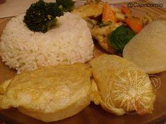 Cocina Costarricense: raíz de chayote