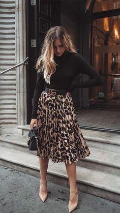 14 maneiras de usar a blusa favorita da vez - Mode Outfits, Skirt Outfits, Fall Outfits, Casual Outfits, Fashion Outfits, Womens Fashion, Fashion Hacks, Fashion Ideas, Fashion Tips