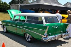 57 Chevrolet Wagon
