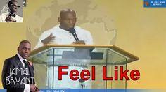 Pastor Jamal Bryant Minitries Sermons 2016 - I Feel Like I Am Ready Dr Jamal H Bryant Sermons