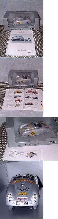 1970-Now 1041: Schuco Porsche Design Driver S Selection Examico 550 Spyder. Wap.024.005.14 Usa. -> BUY IT NOW ONLY: $189 on eBay!