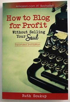 An amazing book for bloggers or bloggers to be who want to take a blog from good to great.