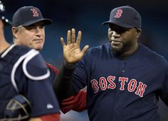 April 25, 2014: David Ortiz helps to right the ship with a mammoth homerun off Blue Jay's Mark Buehrle.