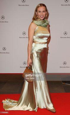 Actress Nadeshda Brennicke attends the 14th AIDS Gala at the Deutsche Oper November 10, 2007 in Berlin, Germany.