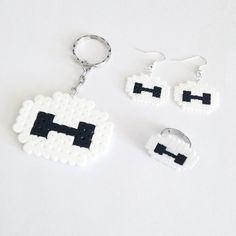 Baymax items - Big Hero perler beads by Pixel Empire