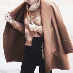 "thestylexplorer: "" ""Sweater >> Coat >> "" """