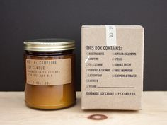 Meet the Maker - Kristen of P.F. Candle Co. ~ Lucky Break Consulting Blog