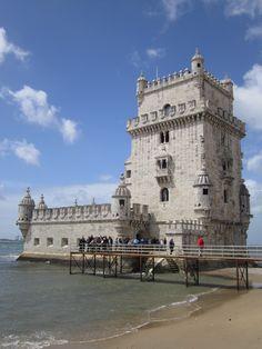 Belem Tower, Belem, Portugal