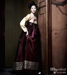 Hanbok (love the colors!)