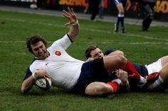 2012 RBS 6 Nations Cup. France vs Scotland