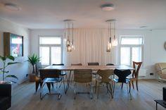 Interior Design Studio, Conference Room, Dining Table, Interiors, Furniture, Home Decor, Nest Design, Decoration Home, Room Decor