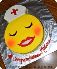 Sweetaprils: Nursing School Graduation Party Ideas From Sweets Indeed and more!