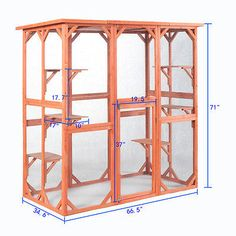 insurance for condo Large Wooden Cat Run House Enclosure Outdoor Animal Catio Cage w/ 6 Platforms Wooden Cat, Wooden House, Pet Dogs, Dog Cat, Cat Pen, Outdoor Cat Enclosure, Cat Cages, Cat Condo, Outdoor Cats