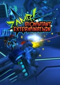 Zamb Biomutant Extermination Review: ZAMB! Biomutant Extermination is indie action tower defence strategy shooter from the Nano Games & published by Kasedo Games. Aside from covering half of genres in the industry, ZAMB offers a high-intensity, the monster crushing experience which can be enjoyed by the both one or two players.Play as 2 special operatives and fight your way through mad scientist's secret asteroid base whilst defending yourself against his army of evil mutants.