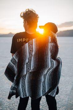 https://flic.kr/p/xEJC2Z | Micah and Tai | Bonneville Salt Flats, Utah