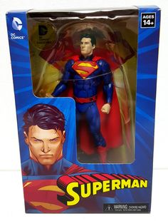 Neca DC Comics Collectible Superman Extreme Heroclix Neca 2015 7""