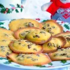 Bolachinhas com Sultanas Douradas Chocolate, Muffin, Cookies, Breakfast, Desserts, Recipes, 1, Food, Olive Oil Cake