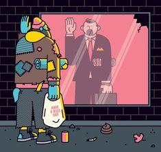 Homelessness by Rami Niemi — Agent Pekka