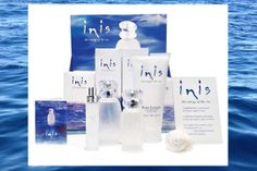 """We are now carrying a new fragrance inspired by Roundstone Beach on the western coast of Ireland. Inis """"The Energy of the Seas"""" is a sparkling, clean unisex scent that captures the coolness, clarity and purity of the ocean. This summer scent would be a great gift for anyone!"""