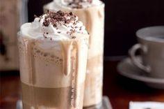 26 kávových dezertů, které vás nabijí energií! | Apetitonline.cz Mixed Drinks, Smoothies, Deserts, Beverages, Pudding, Menu, Homemade, Coffee, Recipes