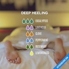 Deep healing oil blend Put just, your mind and body are hardwired to respond in very specific methods to different scents and scents. Essential Oils For Pain, Essential Oil Diffuser Blends, Essential Oil Uses, Doterra Essential Oils, Clove Essential Oil, Camomille Romaine, Essential Oil Combinations, Helichrysum Essential Oil, Perfume