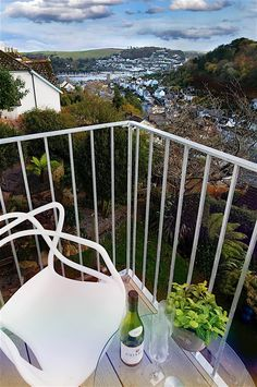 The apARTment is a stylish and unique two bedroom holiday accommodation in Dartmouth, Devon with parking, great views and an award winning garden. Dartmouth Devon, Garden Studio, Holiday Accommodation, Great View, Park, Outdoor Decor, Parks