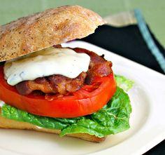 The World's Best Bacon, Lettuce, & Tomato Sandwich