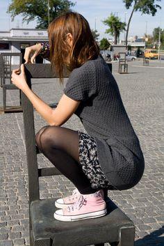 https://flic.kr/s/aHskwoKZ4Y | Culture and Style - Street Modeling | @ ENG Place of Ghetto Heroes Krakow, POLAND Concept: Paweł Kolorus Models: Kaja Poznańska & Monika Photos: Sebastian Bańdo