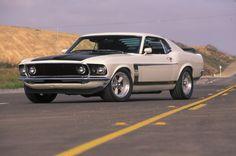 First Generation Mustang (1964 ½ - 1973): 1969 Boss 302