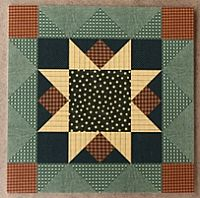 Best of All Barn Quilt