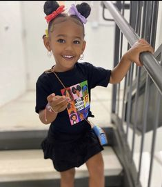 Black Little Girls, Cute Little Girls Outfits, Girls Fall Outfits, Toddler Girl Outfits, Cute Mixed Babies, Cute Black Babies, Beautiful Black Babies, Cute Baby Girl, Black Kids Fashion