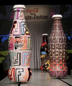 Ha! I have two of these that I got from the Coca-Cola factory in Atlanta :) They don't look like these ones...but yes :)