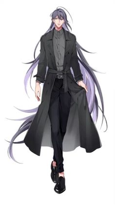 Men Purple Hair, Pink Hair Guy, Anime Purple Hair, Cute Anime Boy, Anime Guys, 10 Count Manga, Gakupo Kamui, Manhwa, Yazoo
