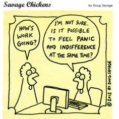 #SavageChickens #humour tickles