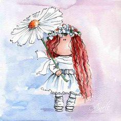 Акварельные иллюстрации от Anell Happy Watercolor   Аналитический интернет-журнал Vласть