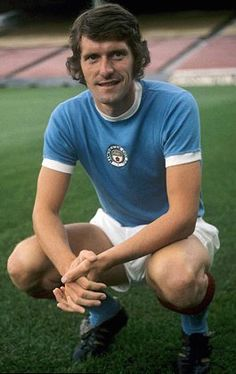 Mike Doyle (25 November 1946 – 27 June 2011) ... once said his favourite team was Manchester City and his second favourite team were Manchester City Reserves. He hated everything to do with the old enemy Man Utd ... a man who certainly remained a firm favourite with every MCFC fan for obvious reasons!!