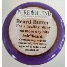 PURE BLEND - hand made organic and natural range of body and home care products that were not only affordable for all but also used high quality ingredients Lip Care, Body Care, Beard Butter, Hair And Beard Styles, Feet Care, Argan Oil, Coconut Oil, Essential Oils, Pure Products