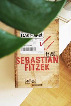 Sebastian Fitzek - Das Paket {let's talk about books}