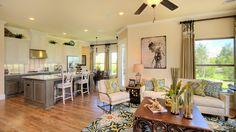 Plenty of natural light decorating this lovely home. #interiordesign #homedecor