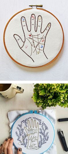 Thoughtful stitches for the creative soul – the Cozyblue Interview #handembroidery #contemporaryembroidery #embroidery #creative #cozyblue