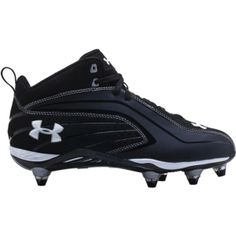 SALE - Under Armour Saber Football Cleats Mens Black - Was $69.99. BUY Now - ONLY $49.99