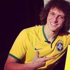 David Luiz  Brazil national football team